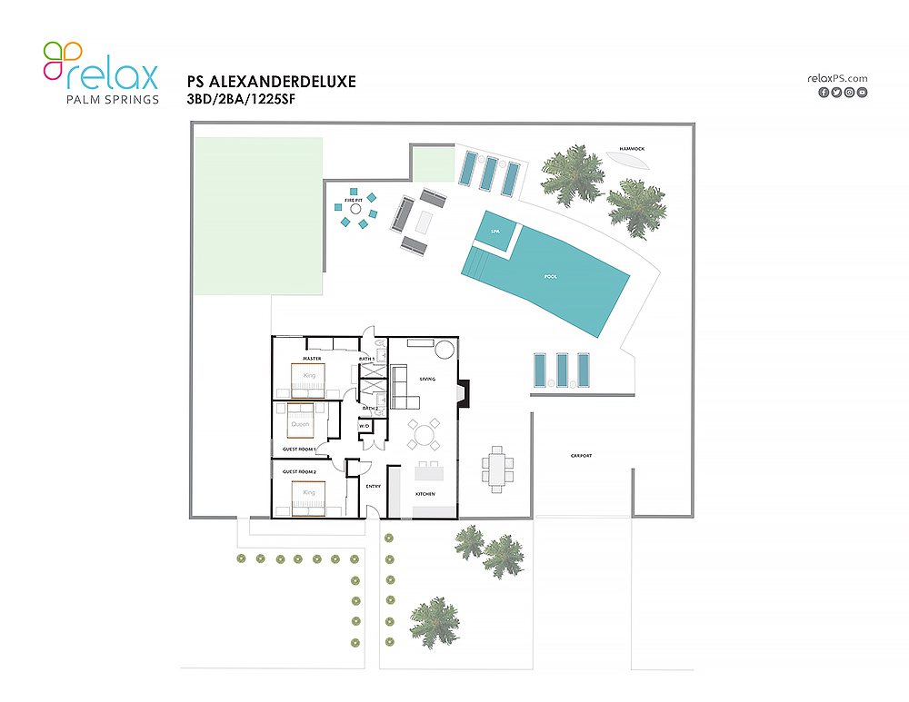 Floor Plan for Alexander Deluxe Features Classic Style With Modern Comfort!